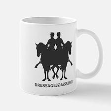 Dressage Mirror Mug