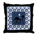 Foxtrotter Rider Throw Pillow