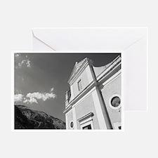 S. Remigio, Fara San Martino Greeting Card