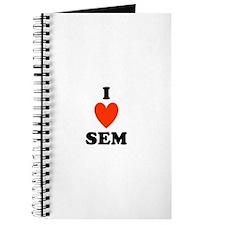 I love SEM Journal