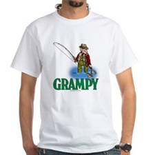 Fly Fishing Grampy Shirt