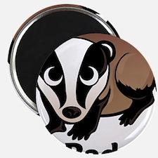 """I Love Badgers 2.25"""" Magnet (100 pack)"""