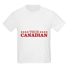 """True Canadian"" T-Shirt"