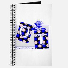 ot puzzle aqua Journal