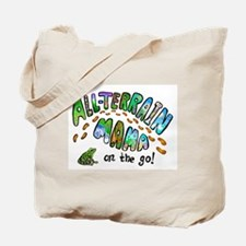All Terrain Mama Tote Bag
