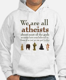 Funny Atheism Hoodie