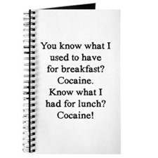 Cocaine Journal
