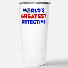 Unique Detective Travel Mug