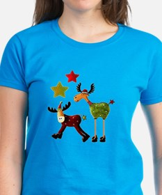 Winter Star Mooses Tee