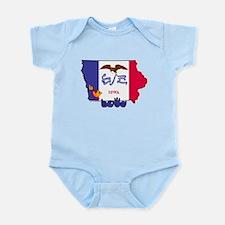 ILY Iowa Infant Bodysuit