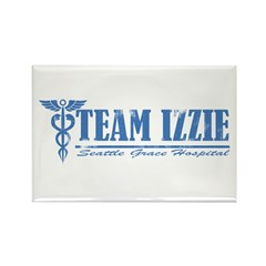 Team Izzie SGH Rectangle Magnet