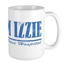Team Izzie SGH Large Mug
