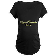 Yellow Font Est. 1797 T-Shirt