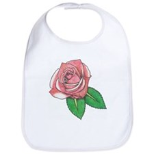 Rose Tat Bib