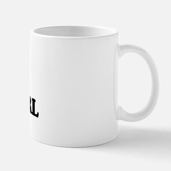 Lucy Is My Homegirl Mug
