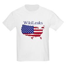 WikiLeaks America T-Shirt