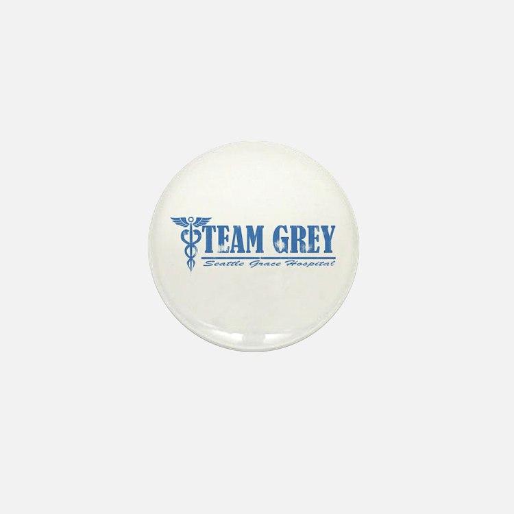 Team Grey SGH Mini Button