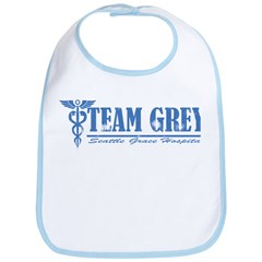 Team Grey SGH Bib