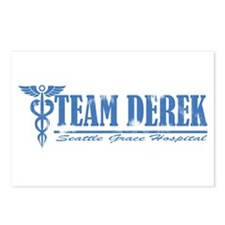 Team Derek SGH Postcards (Package of 8)