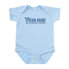 Team Avery SGH Infant Bodysuit