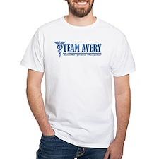 Team Avery SGH White T-Shirt