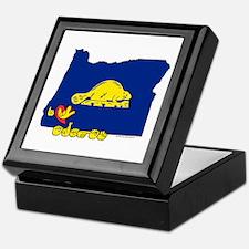 ILY Oregon Keepsake Box