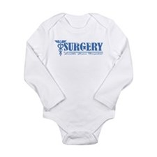 Surgery SGH Long Sleeve Infant Bodysuit