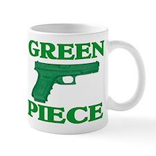 GREEN PIECE Mug