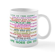 INSPRATIONAL Small Small Mug