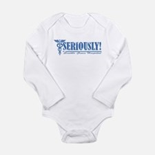 Seriously! SGH Long Sleeve Infant Bodysuit