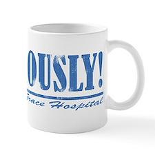 Seriously! SGH Mug