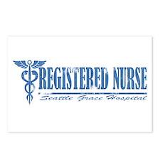 Registered Nurse SGH Postcards (Package of 8)