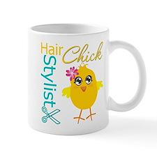Hair Stylist Chick v2 Mug
