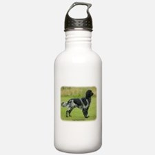 Large Munsterlander 9W020D-031 Sports Water Bottle