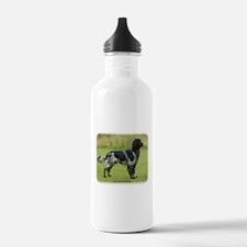Large Munsterlander 9W020D-031 Water Bottle
