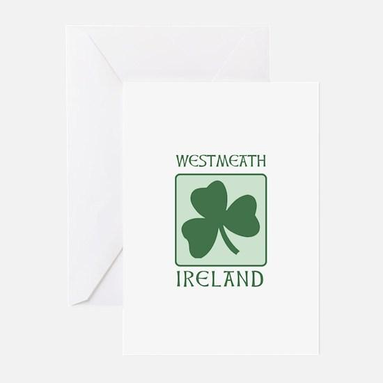 Westmeath, Ireland Greeting Cards (Pk of 10)