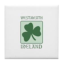Westmeath, Ireland Tile Coaster