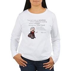 Tarquin: Can't make an omelette... T-Shirt