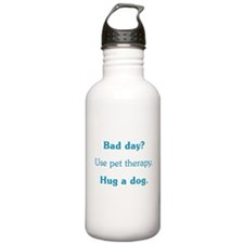 Bad Day Therapy Water Bottle