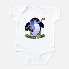 Hockey Star Infant Bodysuit