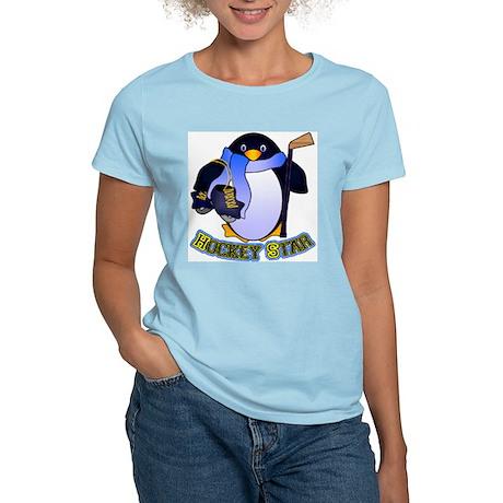 Hockey Star Women's Light T-Shirt