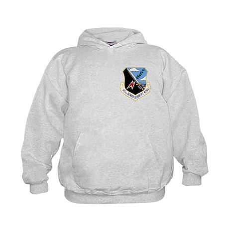 92nd Bomb Wing Kid's Hoodie