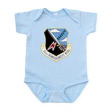 92nd Bomb Wing Infant Bodysuit