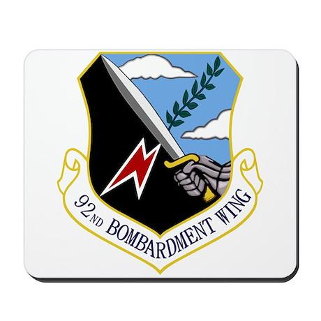 92nd Bomb Wing Mousepad