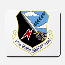 92nd Bomb Wing Mousepad