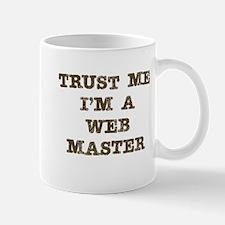 Web Master Trust Mug