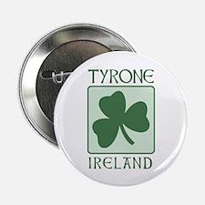 Tyrone, Ireland Button