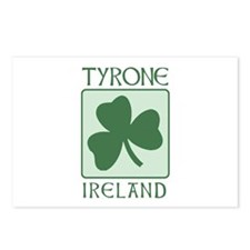 Tyrone, Ireland Postcards (Package of 8)