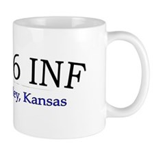 1st Bn 16th Infantry Small Mug