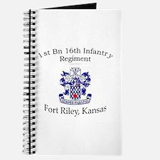 1st Bn 16th Infantry Journal